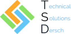 Technical Solutions Dersch Logo
